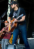 Eric Church at WeFest 2010 - Photo by Cindy Bonish
