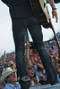 Jake Owen looks Fine from Either End - Cheyenne Frontier Days - Photo by Cindy Bonish