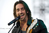 Its All Smiles from Jake Owen - Cheyenne Frontier Days - Photo by Pat Bonish
