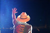 The Dust & The Rain Didnt Stop Kenny Chesney from Selling out the Cheyenne Frontier Days Rodeo in Wyoming - Photo by Cindy Bonish
