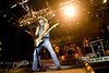 On Stage with Kenny Chesney - Cheyenne Frontier Days in Wyoming - Photo by Pat Bonish