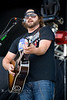 Randy Houser on Stage at WeFest 2010 - Photo by Pat Bonish