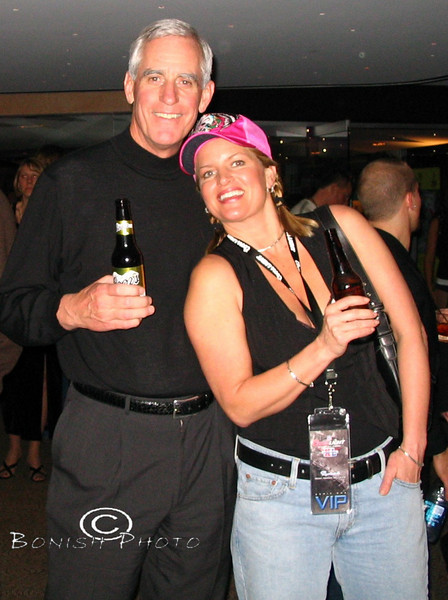 Cindy & Pete Coors in Detroit 2006