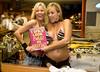 We Only Look Sweet & Innocent - Bartenders in Sturgis South Dakota - Photo by Pat Bonish