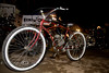 Motorcycle or Pedal Bike, Depends how much you've had to drink - Broken Spoke Saloon Sturgis - Photo by Pat Bonish