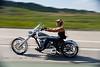 One Bad Biker Chic - Sturgis South Dakota - Photo by Cindy Bonish