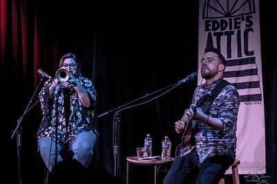 Eddies Attic Atlanta 3.28.18