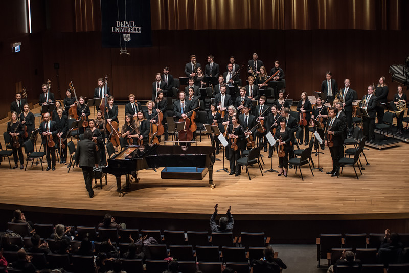 190217 DePaul Concerto Festival (Photo by Johnny Nevin) -6090