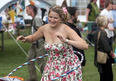 Festival Revelers