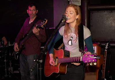 Dave and Christy - Anna Goldsmith Band