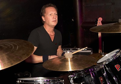 Mark Brabbs - Anna Goldsmith Band