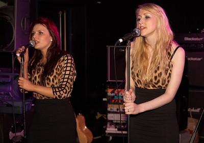 Amanda and Jodie - Heaven Scent