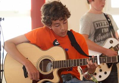 Ben Yeardsley  - The Band