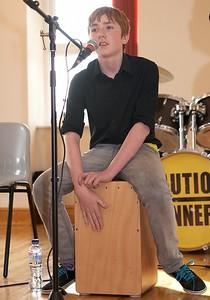 Sean McCusker - Four Chairs & a Cajon