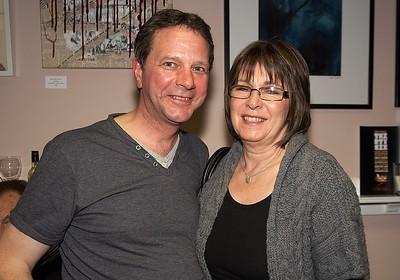 Dick and Sue Raine
