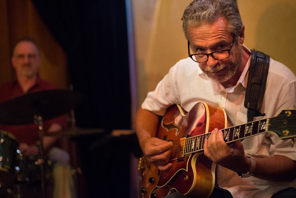 Music Hall Jazz Jam - Sunday 7-3-2016