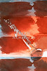 Original Art Clarinet Painting 9001.309