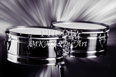 Timbale Drums for Latin Music Wall Art 3325.01