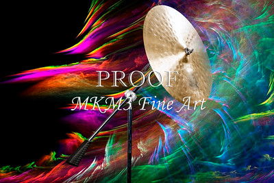 Metal Wall Art Cymbal in the Wind 3241.02