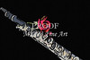 REd Rose Flute Painting 8001.333
