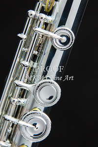 Keys of a Flute Original Art 3444.02