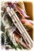 Flute Music Instrument Painting in Color  3399.02