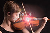 Exciting Girl performance Violin or Viola Photo 3457.02