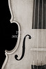 Photograph of a Viola Violin Side in Sepia 3372.01