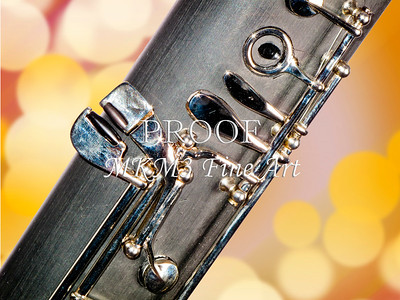 Body of Bassoon Music Instrument Fine Art Prints Picture in Color 3422.02