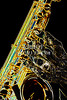 Saxophone Monster Hand Drawing 1130.01