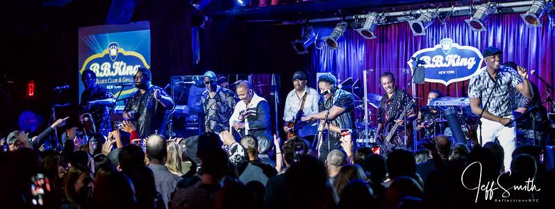 Kool & the Gang March 2nd @ BB King Club-5524