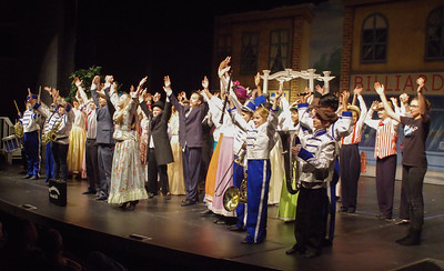 Music Man - The Musical