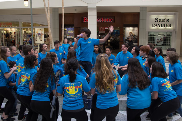 Music Man Teaser at Hillsdale Mall