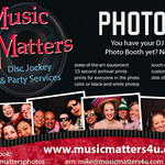 Music Matters DJ & Party Services
