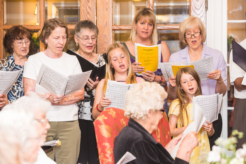 Faith in Action - Singing for Seniors