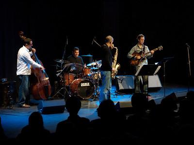 Adam Rogers (EEUU) 5ta Edición Ciclo de Jazz Caracas Venezuela
