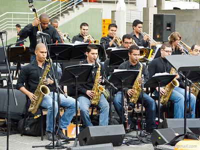 Simón Bolivar Big Band Jazz