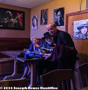 2016-01-08 Oak Hill Drifters at Smiling Bison 4