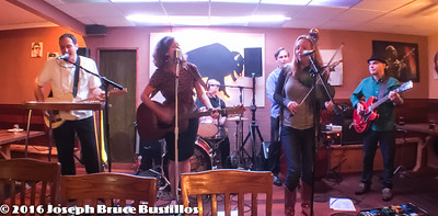 2016-01-08 Oak Hill Drifters at Smiling Bison  19