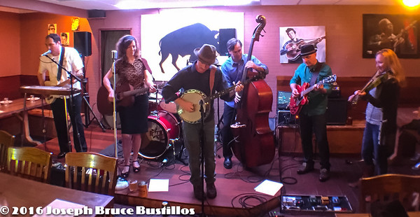 2016-01-08 Oak Hill Drifters at Smiling Bison  12