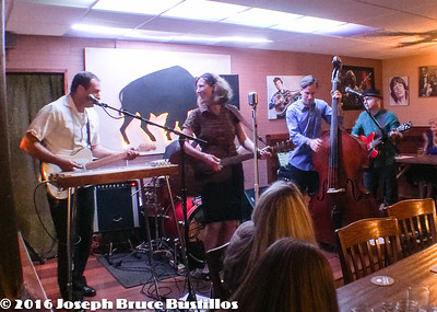 2016-01-08 Oak Hill Drifters at Smiling Bison 2