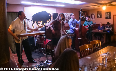 2016-01-08 Oak Hill Drifters at Smiling Bison 1