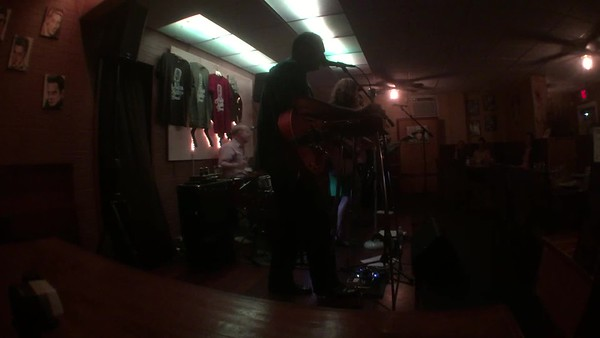 """""""Fly Off the Panhandle"""" performed by Oak Hill Drifters at Smiling Bison (Orlando FL)"""