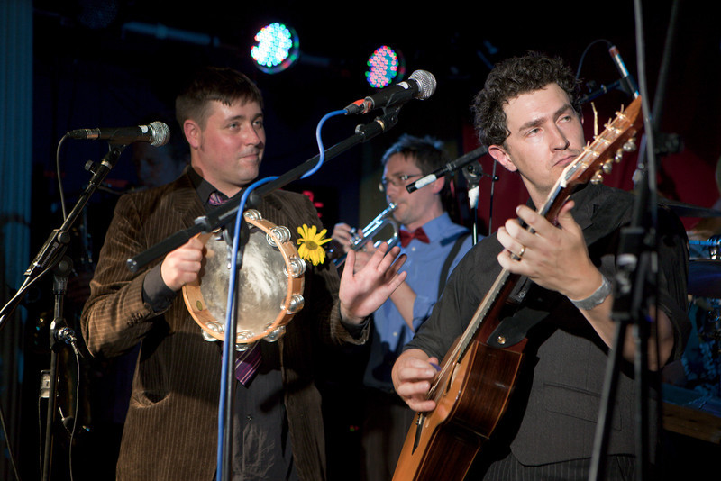 Bellowhead_23_The Water Rats__4th October 2010_Simon Fernandez