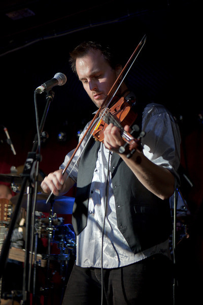 Bellowhead_01_The Water Rats__4th October 2010_Simon Fernandez