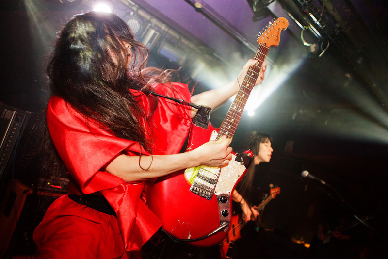 Bo Ningen_01_Dingwalls_4th April 2013_Simon Fernandez