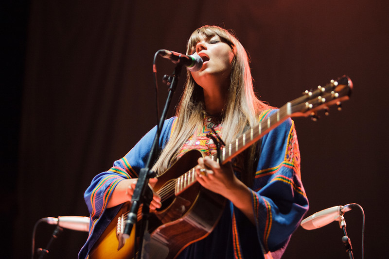 First Aid Kit_19_Brixton Academy_21st June 2012_Simon Fernandez