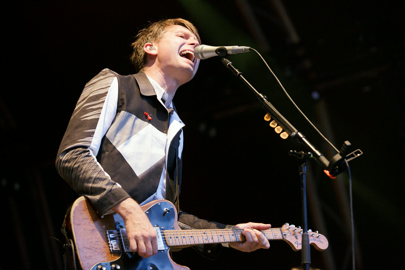 Franz Ferdinand_23_Somerset House_16th July 2014_Simon Fernandez