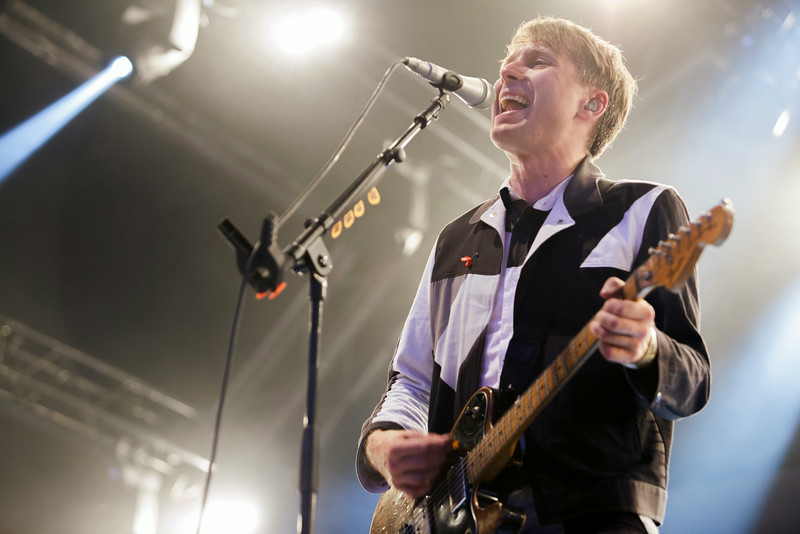 Franz Ferdinand_34_Somerset House_16th July 2014_Simon Fernandez