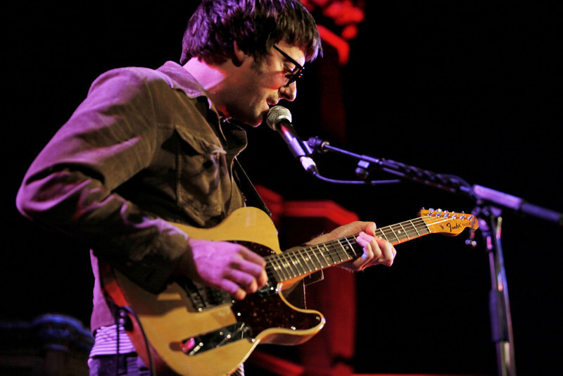 Graham Coxon_01_Union Chapel_26th September 2009_Simon Fernandez